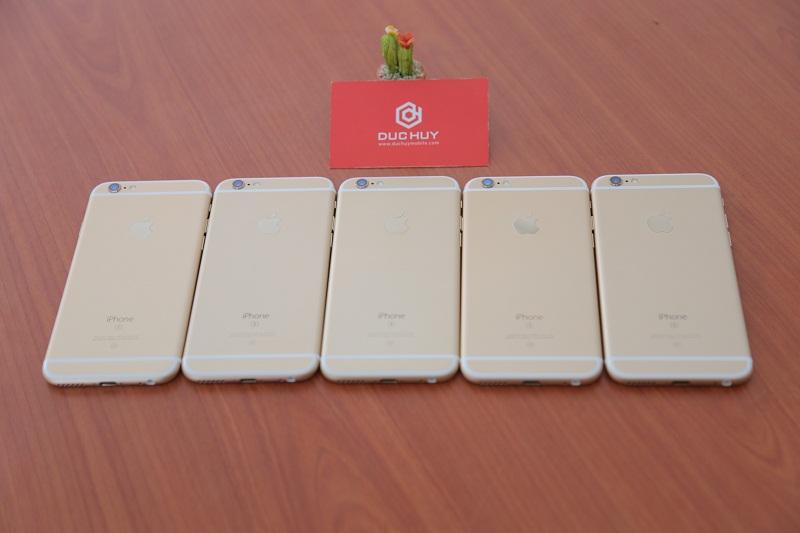 iphone 6s chưa active máy mới