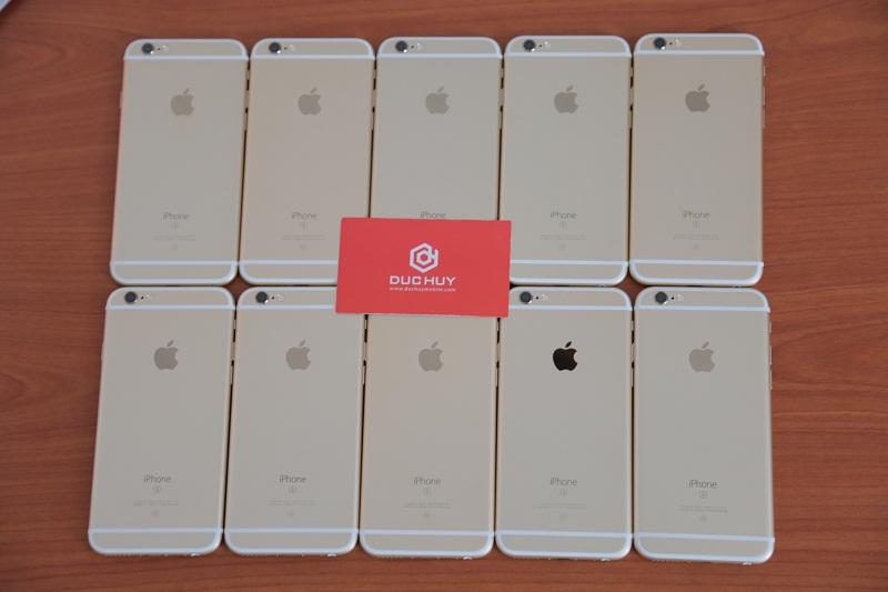 iphone 6s chưa active máy mới nhiều
