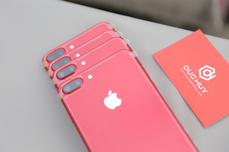 iphone 7 plus màu đỏ giảm giá
