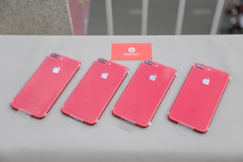 iphone 7 plus màu đỏ mới