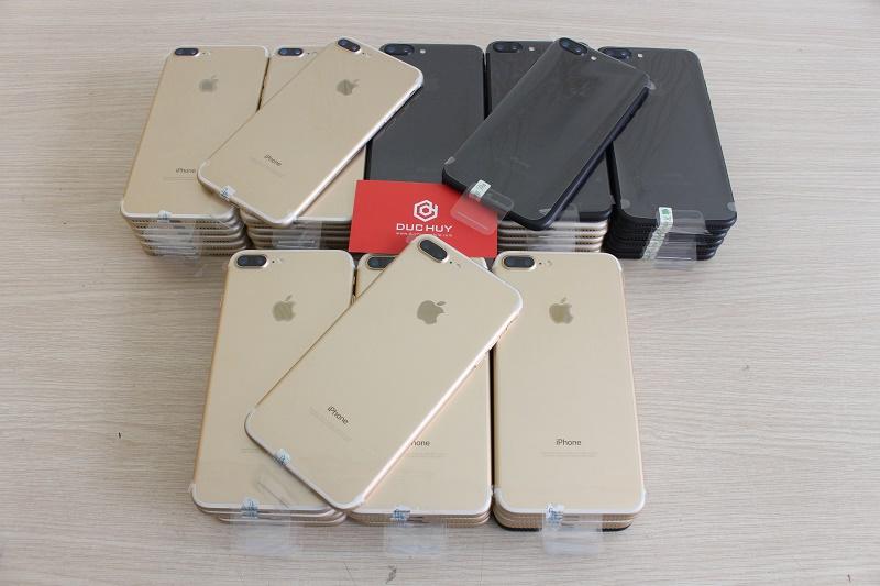 iphone 7 plus mới chưa active