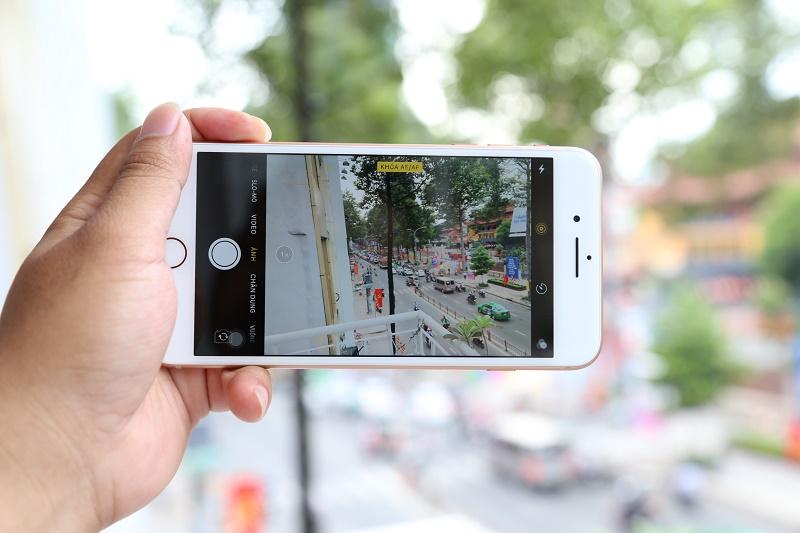 iphone 8 plus camera