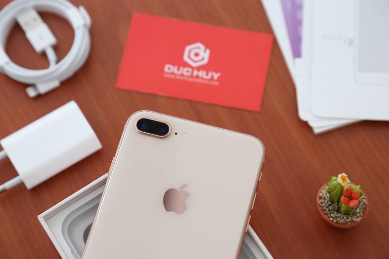 mua tra góp iphone 8 plus camera kép