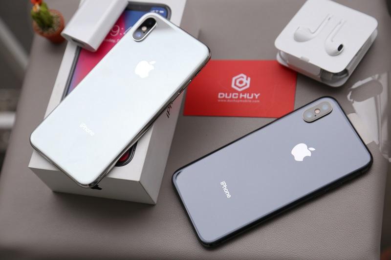 iphone x trôi bảo hành