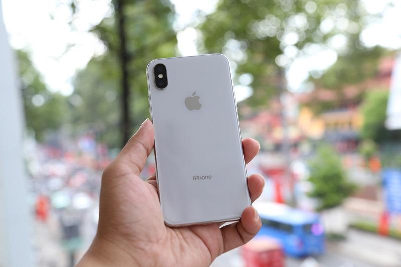 iphone x trôi bảo hành và camera
