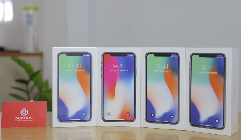 mua iphone x giảm giá gần 5 triệu