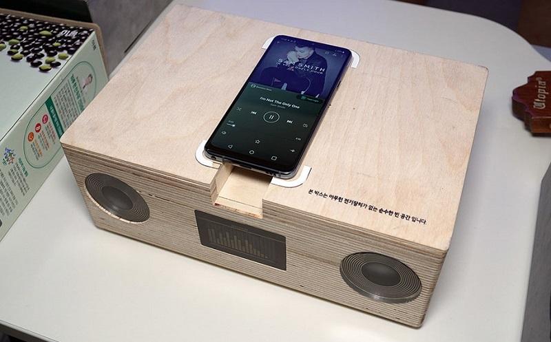 LG G7 Cũ nâng cấp âm thanh