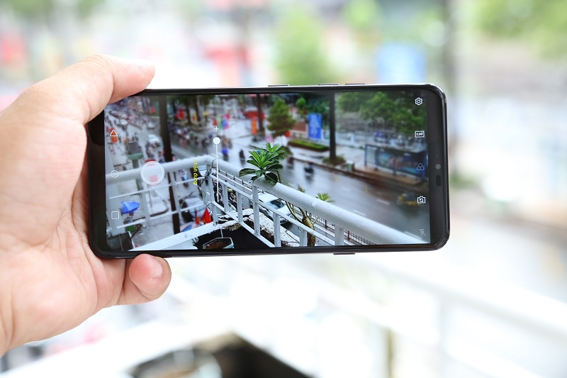 lg g7 thinq mới camera
