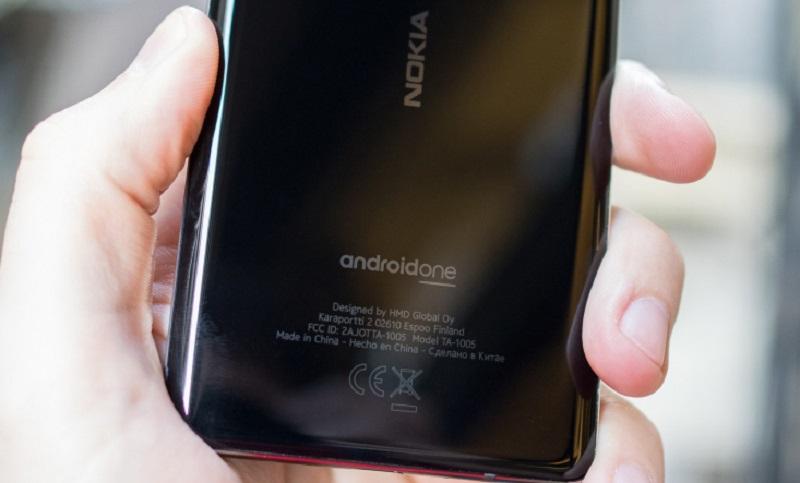 Nokia 8 sirocco cấu hình