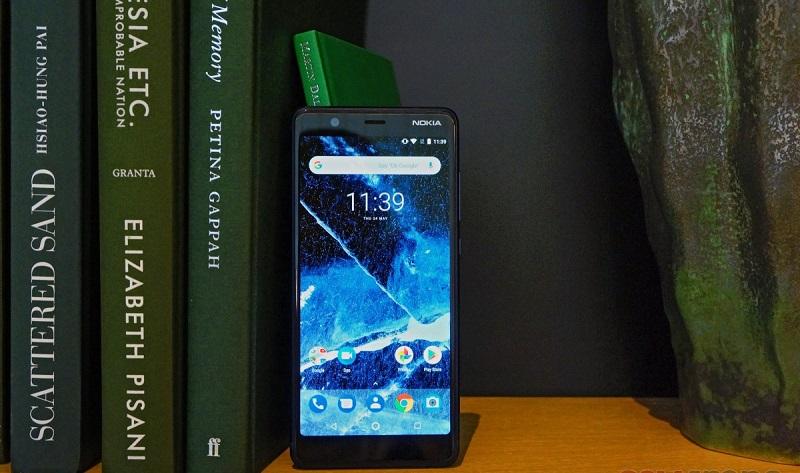 Nokia ra mắt điện thoại mới