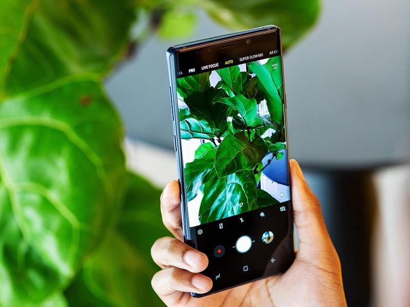 Samsung Galaxy Note 9 Hàn Quốc camera kép ấn tượng