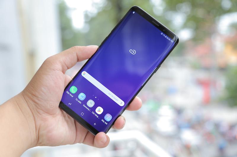 Samsung galaxy s9 plus cũ giá rẻ