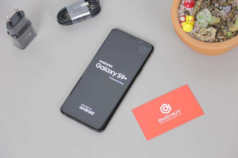 Samsung galaxy s9 plus đánh giá thiết kế