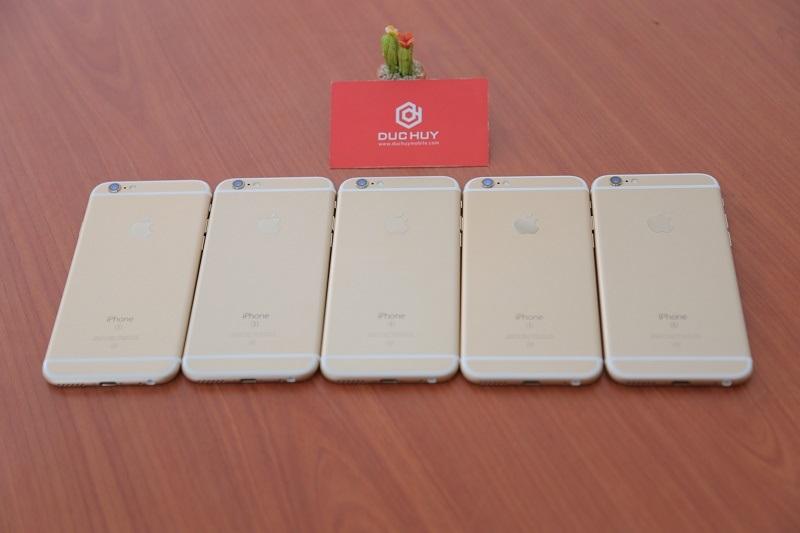 so sánh nokia x6, iphone 6s mới