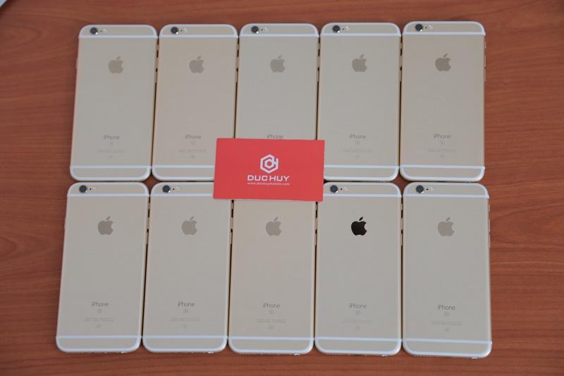 so sánh nokia x6, iphone 6s