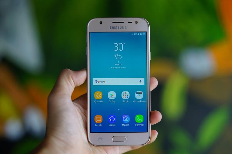 top 4 smartphone 2 triệu galaxy j3 pro