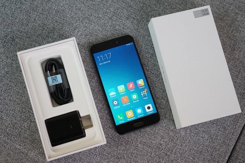 top 4 smartphone 2 triệu xiaomi mi 5c