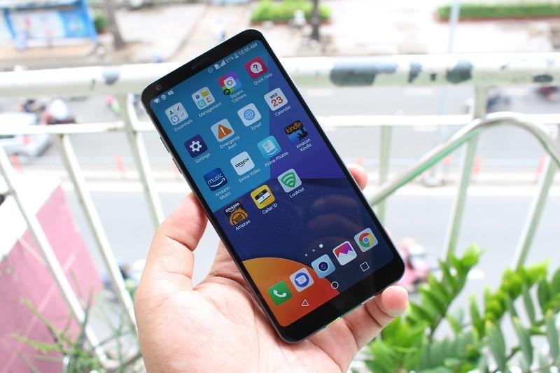 top 4 smartphone ram 4gb, lg g6