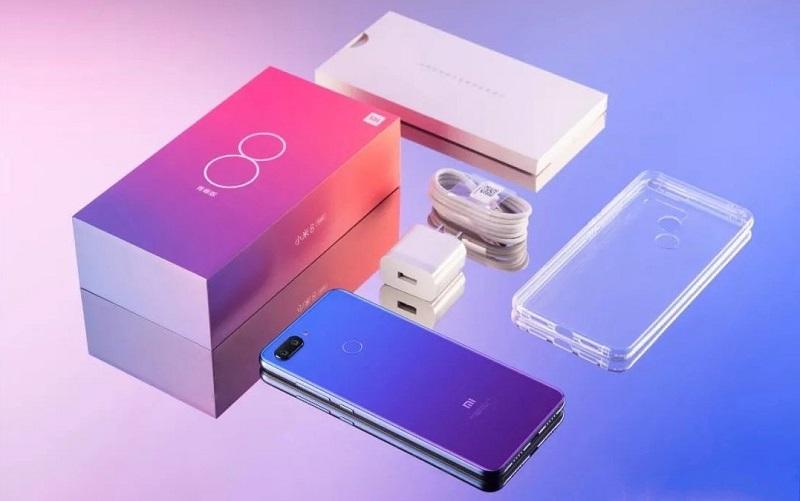 Đánh giá cấu hình Xiaomi Mi 8 Lite
