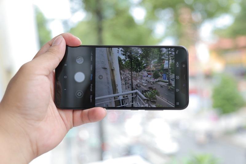 Xiaomi Mi8 camera