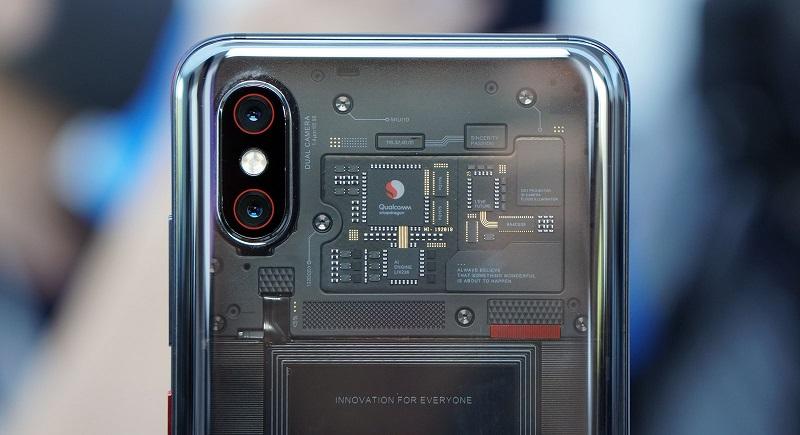 đánh giá xiaomi mi8 ee camera
