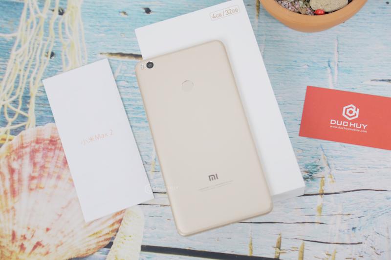 Xiaomi Mi Max 2 đánh giá pin khủng