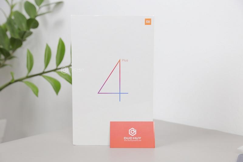 xiaomi mi pad 4 plus mở hộp