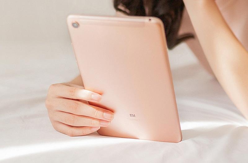 Xiaomi Mi Pad 4 camera