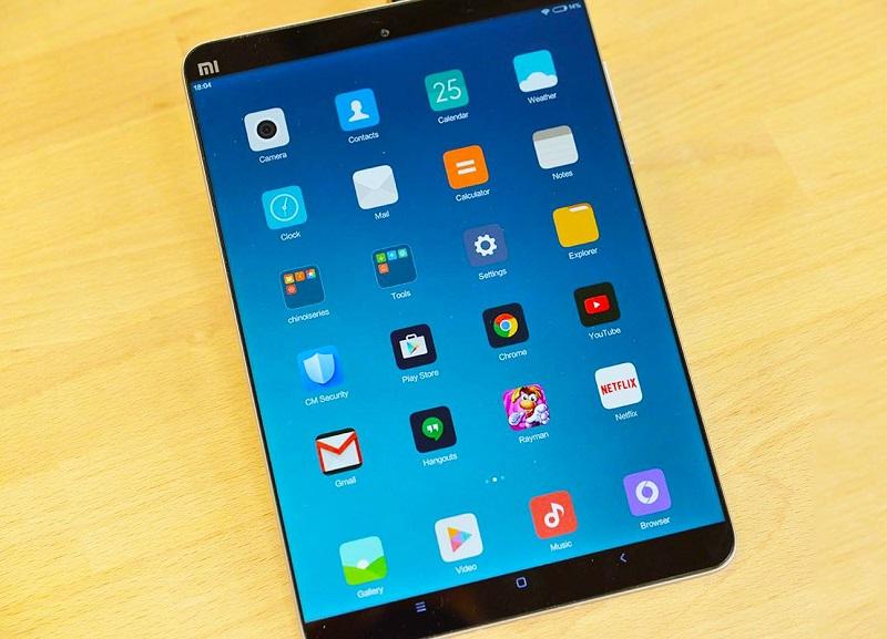Xiaomi Mi Pad 4 cấu hình