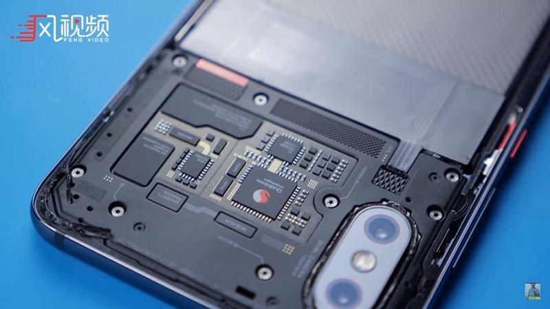 xiaomi mi8 ee bảng mạch camera