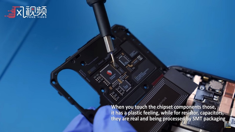xiaomi mi8 ee bảng mạch chip
