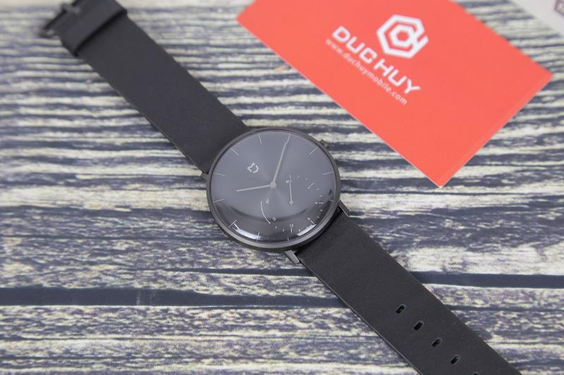 xiaomi mijia quartz watch thiết kế màn hình