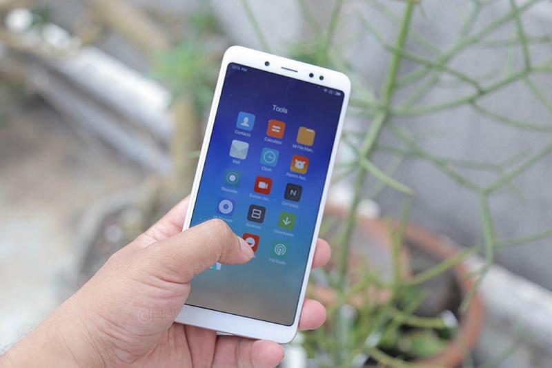 xiaomi redmi note 5 pro tầm 3 triệu màn hình lớn