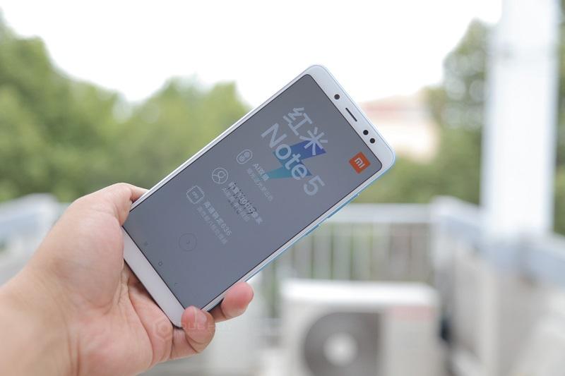 Xiaomi redmi note 5 pro cấu hình
