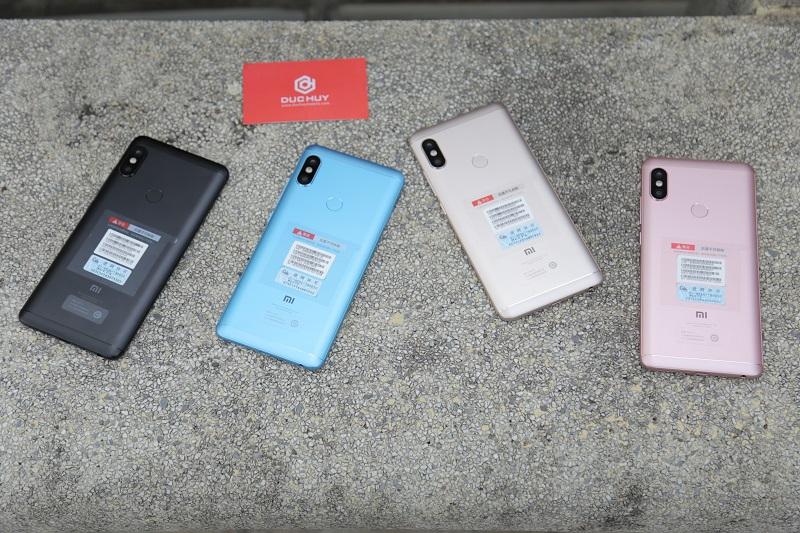 Xiaomi redmi note 5 pro màu sắc
