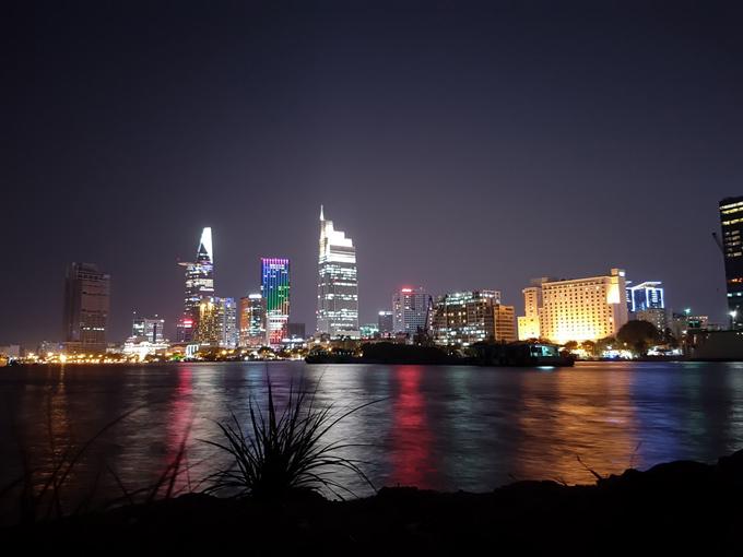 Chụp đêm Samsung Galaxy S7