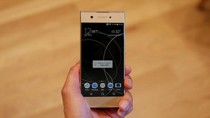 nên mua Sony Xperia XA1 công ty