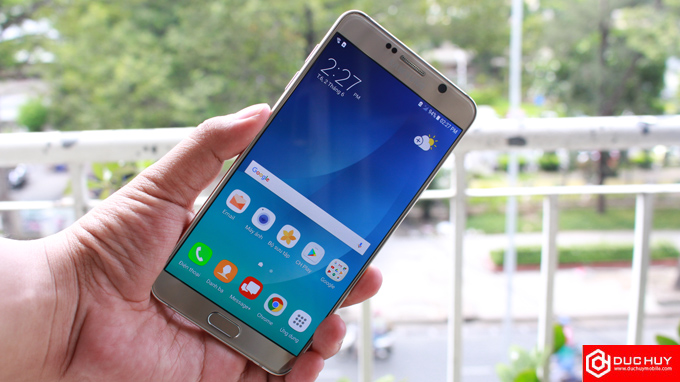Samsung Galaxy Note 5 cũ 1