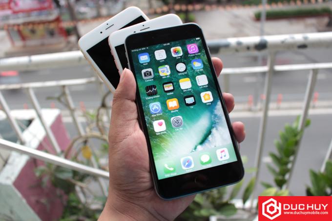 iPhone 6s Plus Lock
