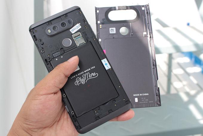nên mua LG V20 cũ