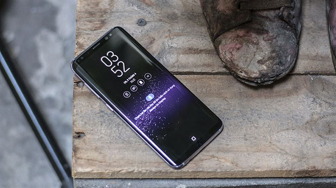 Samsung Galaxy S8 cũ