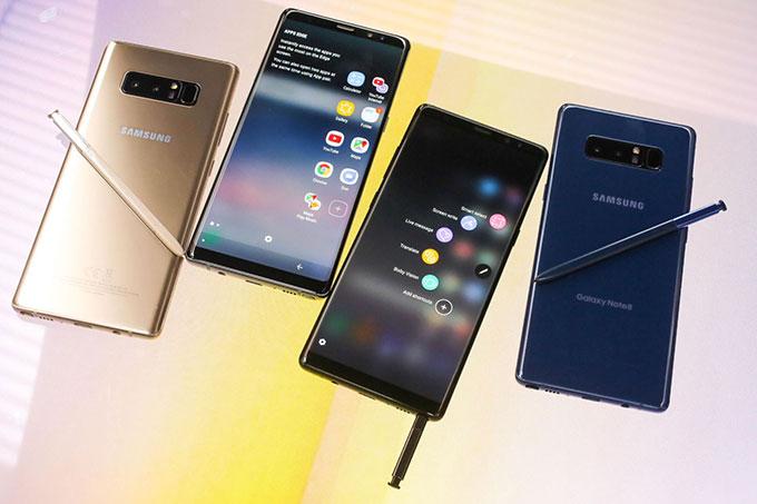 Samsung Galaxy Note 8 cũ 5