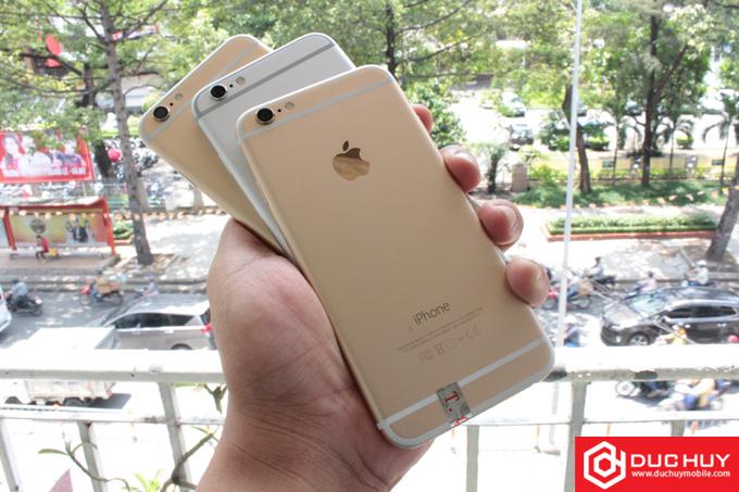 iPhone 6 quốc tế cũ 3