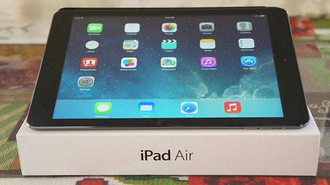 Top 3 iPad cũ giá rẻ