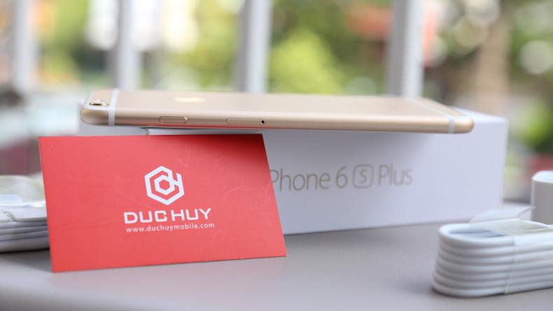 iPhone 6S Plus Chưa Active trôi bảo hành
