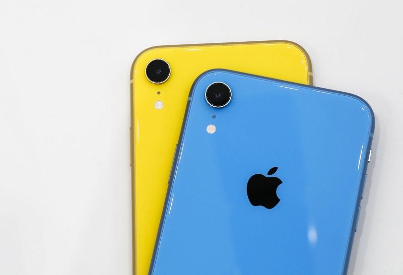 Đánh giá camera iPhone XR 128GB