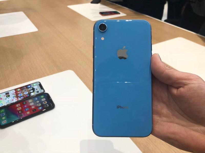 đánh giá cấu hình iPhone XR
