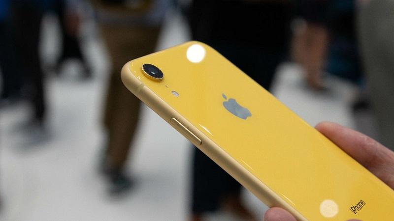 đánh giá thiết kế iPhone XR