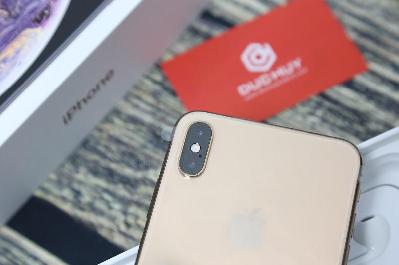 Đánh giá camera iPhone XS Max 2 sim 512GB
