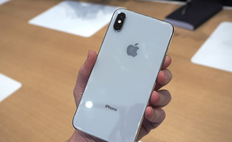đánh giá camera iPhone XS Max 64GB